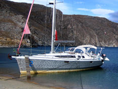 Sailing yacht for sale Ovni 345 «E2»