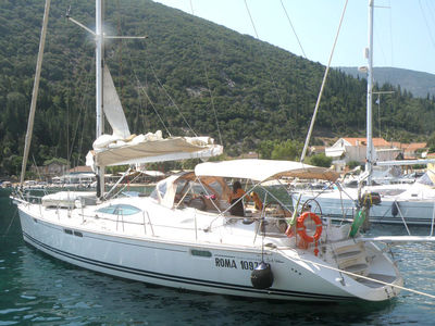Sale the yacht Sun Odyssey 54 DS «Madame D'or»