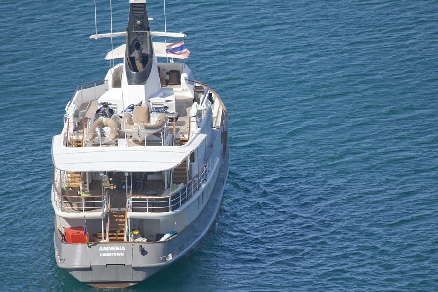 Yacht For Sale Motor Yacht Expedition 34m Amnesia For Sale
