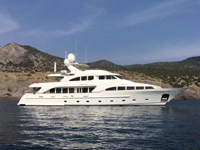 Sale the yacht Benetti 115 Classic «Dream On II»
