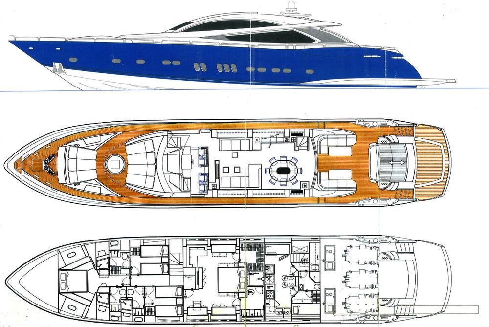 Yacht For Sale Gt Motor Yacht Sunseeker 108 Predator
