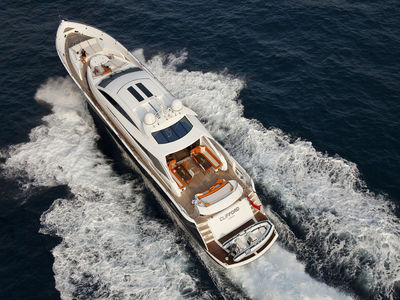 Sale the yacht Sunseeker 108' Predator «Clifford»