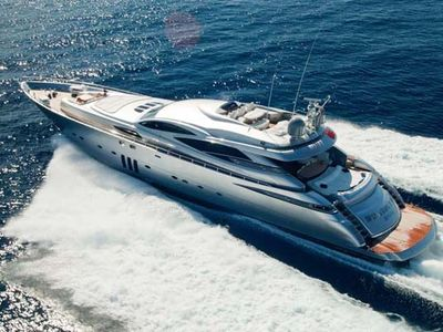 Sale the yacht PERSHING 115 «Mistral 55»
