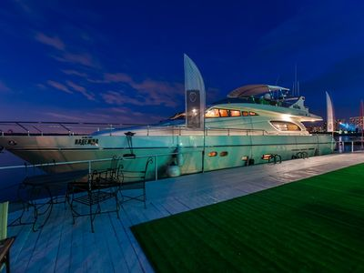 Sale the yacht Ferretti 72 «Надежда»