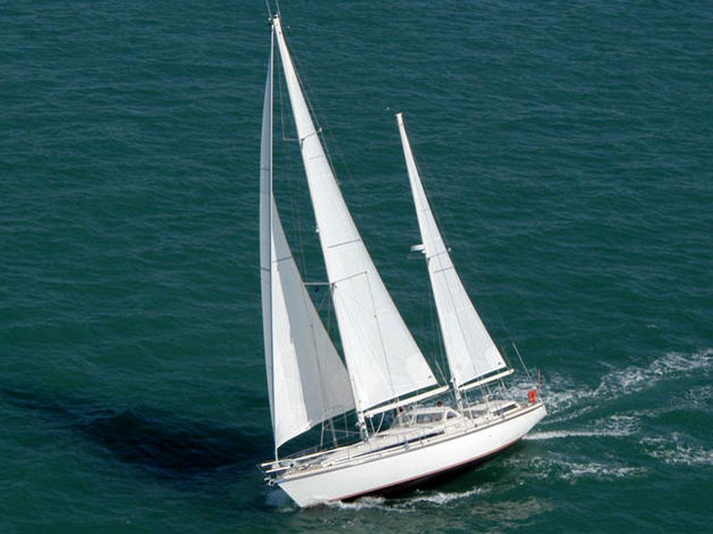 Yacht for sale > sailing boat Amel Super Maramu 2000 «Life