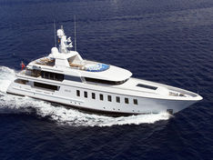 Motor yacht for sale Feadship F45