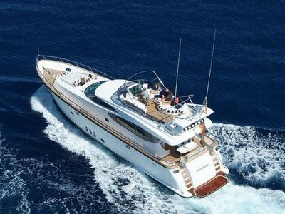 Sale the yacht Elegance 60 Fly