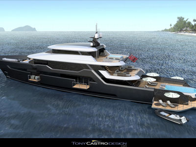 Sale the yacht VOYAGER 170'