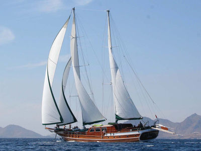Sale the yacht Gulet «Ekaterina»