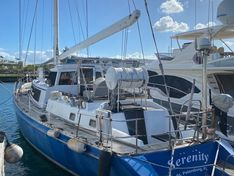Sailing Boat for sale Little Harbor 24m «Serenity»