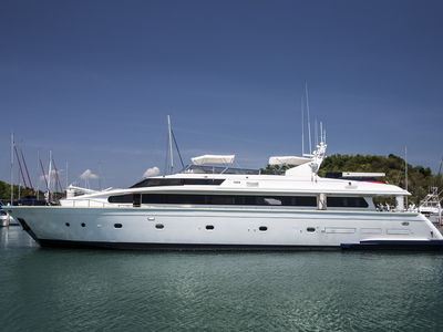Sale the yacht Versilcraft 108 Super Challenger «Gamayun»