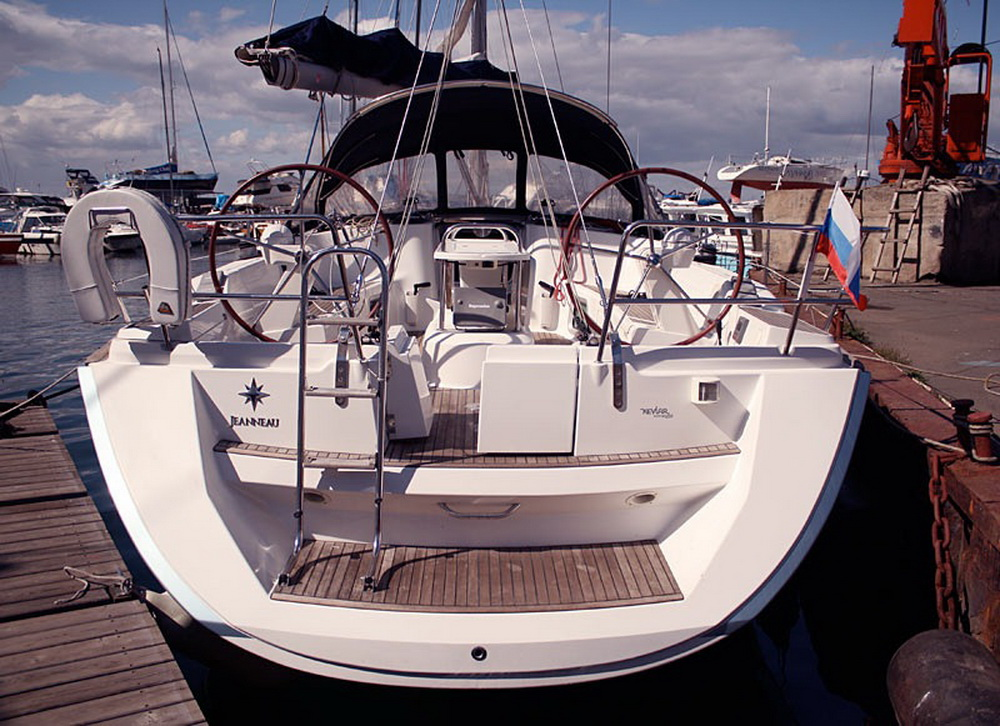 yacht for sale  u0026gt  sailing boat jeanneau sun odyssey 45 performance  u00abelena u00bb for sale