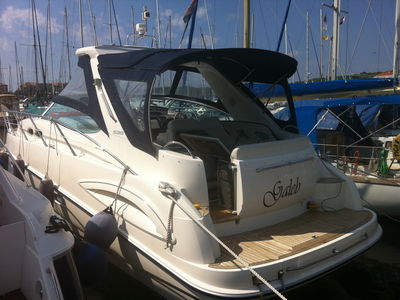 Sale the yacht Sealine s38 «Galeb»