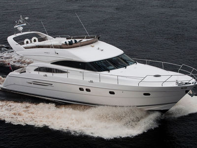 Sale the yacht Princess 61