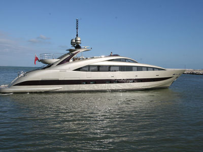 Sale the yacht ISA 120.03 «Midnight Sun II»