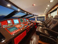 Sale the yacht Mangusta 130S «Forever One» (Foto 10)