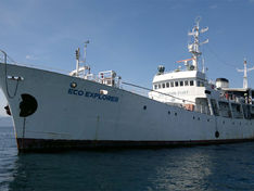 Motor yacht for sale Expedition Dive Vessel 46m «Eco Explorer»