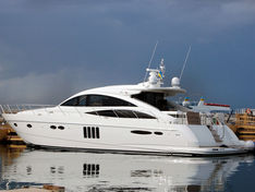 Motor yacht for sale Princess V65