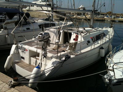 Sale the yacht Beneteau Oceanis 34 «Calan»