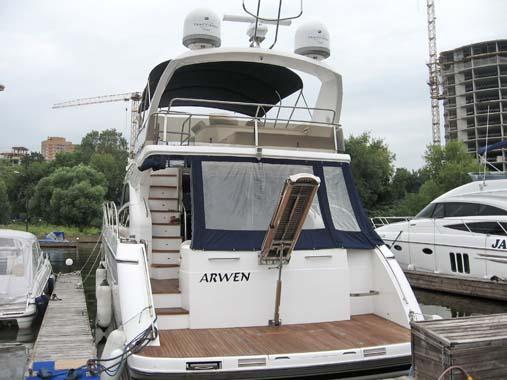 Sale The Yacht Princess 62 Flybridge Foto 3
