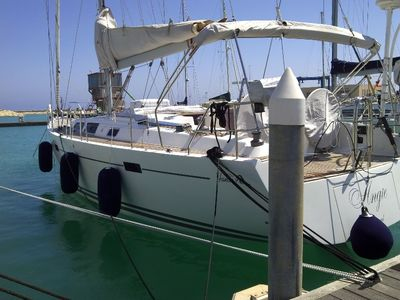 Sale the yacht HANSE 470e
