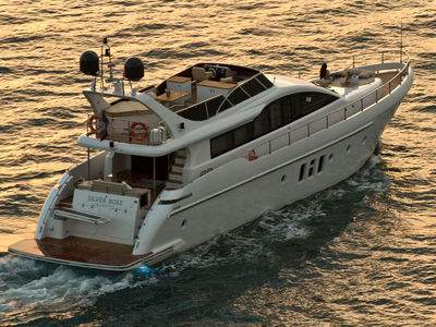 Sale the yacht Aqualiner 77