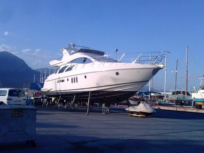 Sale the yacht Azimut 55