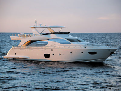 Sale the yacht Azimut 85