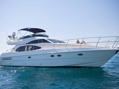 Sale the yacht Azimut 55 «JohnGina EleAnna»