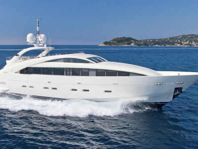 Sale the yacht ISA 120 «Happy Hour»