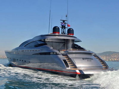 Sale the yacht Pershing 115 «Ginger»