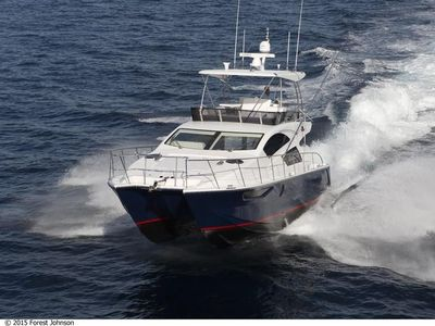 Sale the yacht Mares 45 Fly