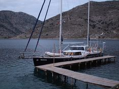 "Sailing Boat for sale Custom built ""Natatores"""