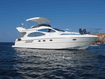 Sale the yacht Azimut 46