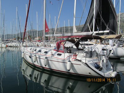 Sale the yacht Gib Sea 43 «Johnny Boy»