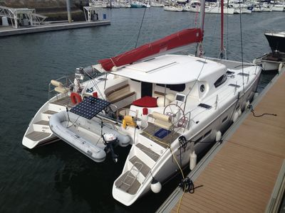 Sale the yacht Nautitech 442 «Nobile»
