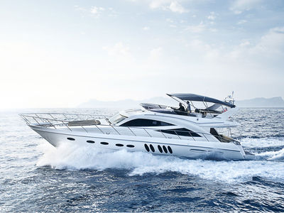 Sale the yacht Sealine T60