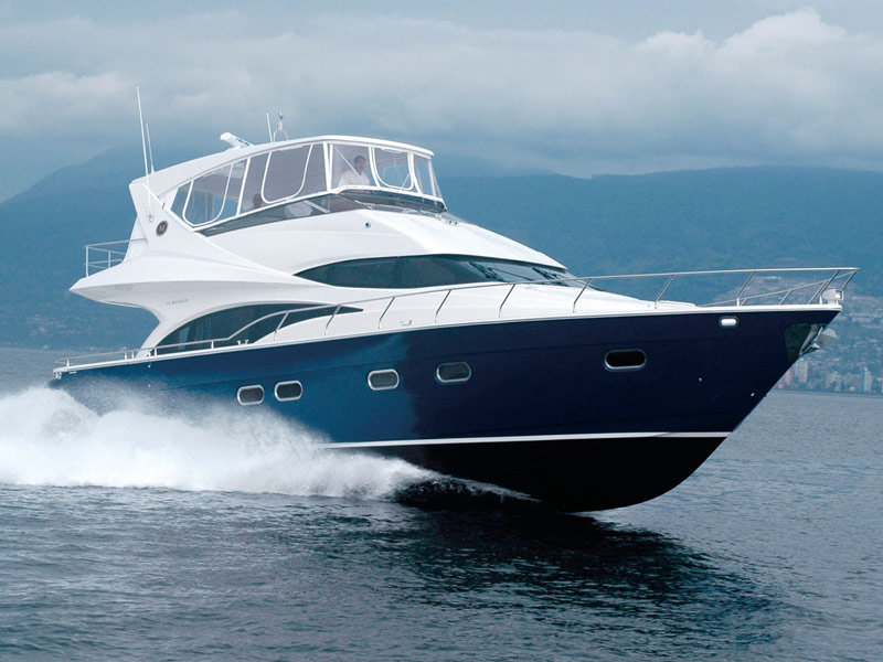 Yacht For Sale Motor Yacht Marquis 59 For Sale