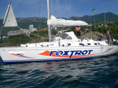 Sale the yacht 39 cc «Foxtrot»