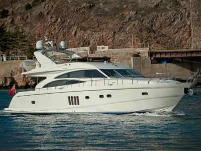 Sale the yacht Princess 67 Flybridge