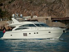 Motor yacht for sale Princess 67 Flybridge