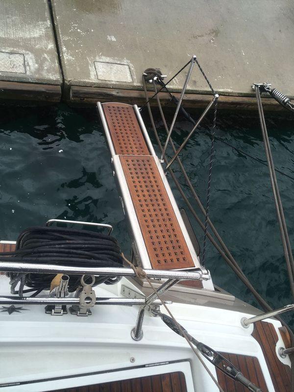 Yacht for sale > sailing boat Jeanneau 57 «La Jolla» for sale