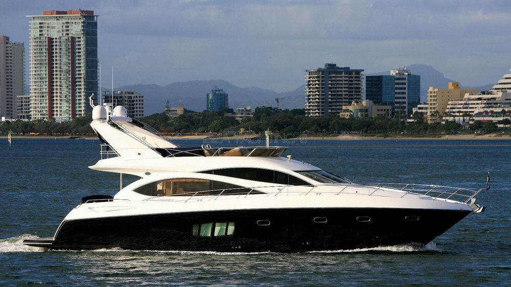 Sale The Yacht Sunseeker Manhattan 60
