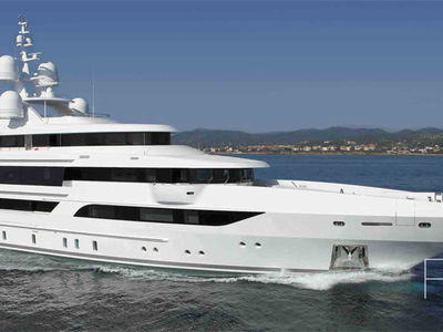 Sale the yacht Benetti FB264