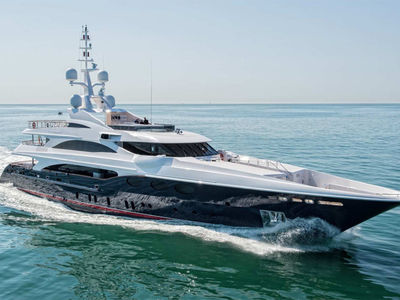 Sale the yacht Benetti FB258
