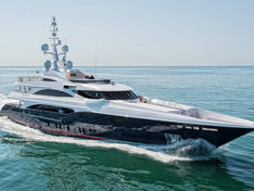 Motor yacht for sale Benetti FB258