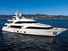 Motor yacht for sale Benetti Classic 121'