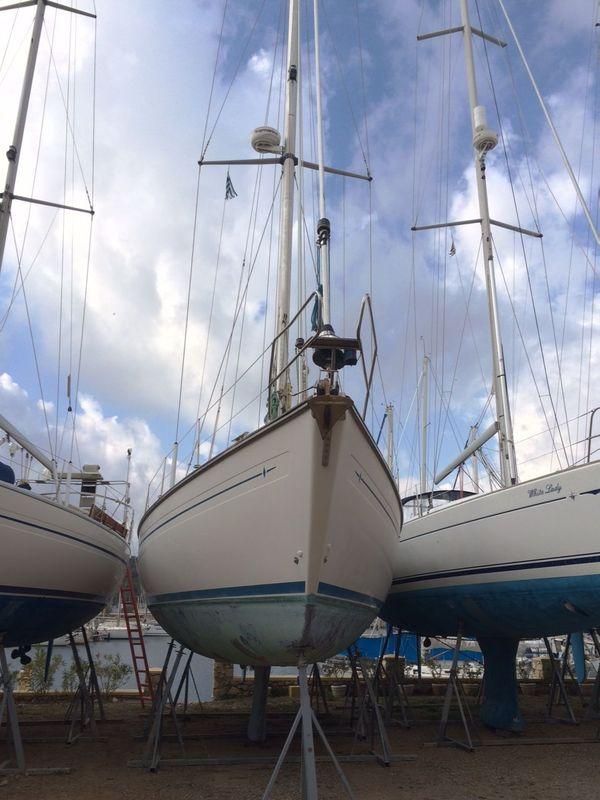 Yacht For Sale Gt Sailing Boat Bavaria 47 Ocean 171 Sunrise