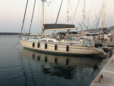 Sailing yacht for sale Bavaria 47 ocean «Sunrise»