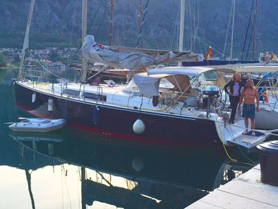 Sale the yacht Hanse 445